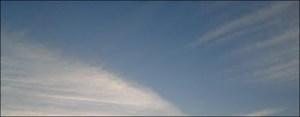 sky for vapor trails 20090903