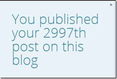 2997 posts