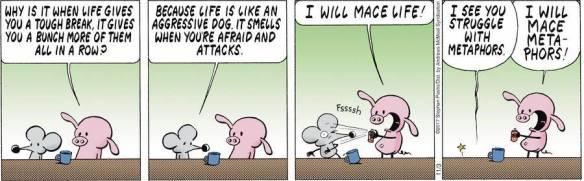mace life